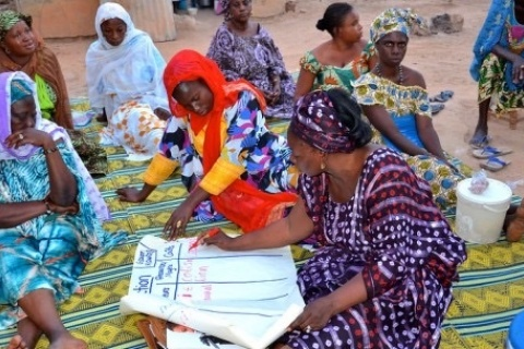 women's land rights in Francophone Africa