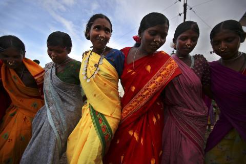 tribal women india