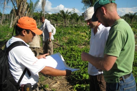 Carbon Forestry in Bolivia