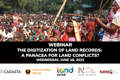The Digitization of Land Records: A Panacea for Land Conflicts?
