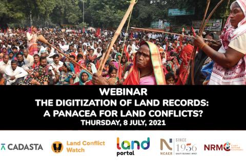 Digitization Land Records