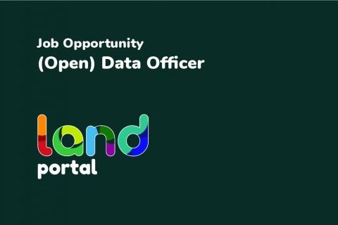 (Open) Data Officer