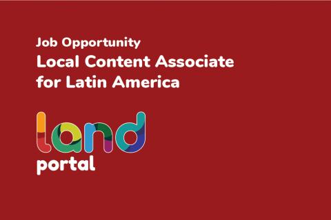 Local Content Associate for Latin America