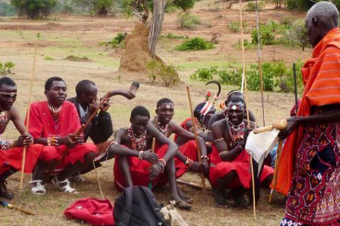 Peuples autochtones au Cameroun