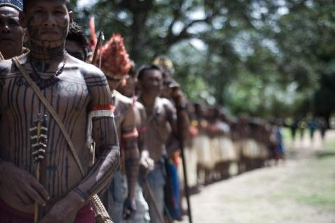 Foto: Povo Munduruku