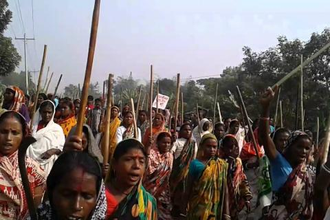 Land rights in Bangladesh