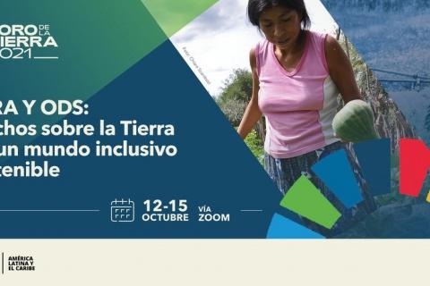 FORO DE LA TIERRA 2021