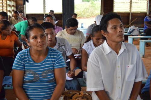Community Views on the Guyana EU-FLEGT