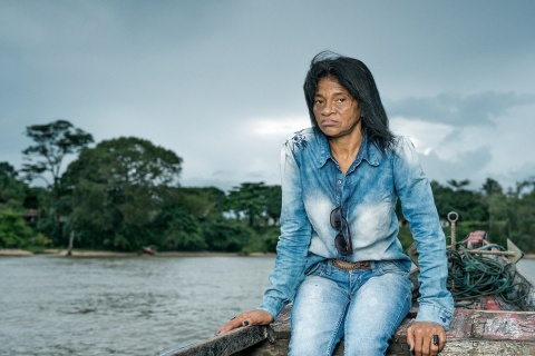 Maria in Brazil - Land Defender