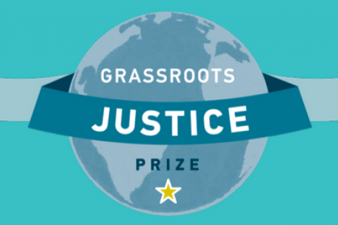 The biennial Grassroots Justice Prize competition recognizes grassroots organizations and institutions, large and small, across the globe, that are working to put the power of law into people's hands.