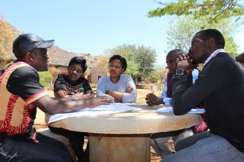 Young Visionaries Tackle Land Corruption
