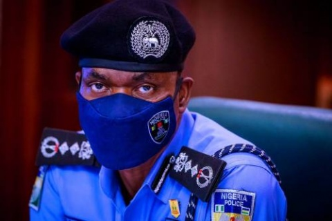The Police Inspector-General (IGP), Mohammed Adamu Twitter/toluogunlesi