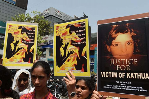 Murder of eight-year-old in India tied to nomadic land rights, activists say