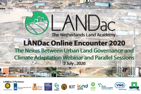 the Nexus Between Urban Land Governance and Climate Adaptation and Parallel Sessions