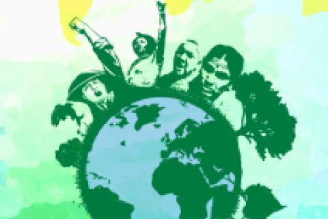 Arte 17 de Abril Dia Internacional de Luta Camponesa. Arte: Via Campesina