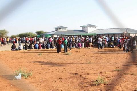 World now knows Botswana's dirty little land secret