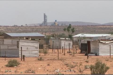 Otjiwarongo profiles informal settlements