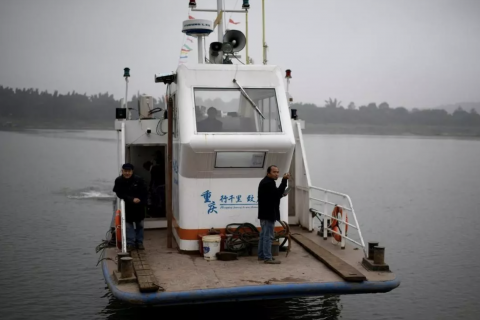 China's Yangtze fishing communities adapt to life on land