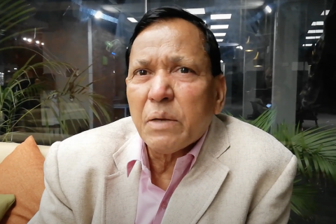 Dr. Tajamul Haque: A Land Rights Champion