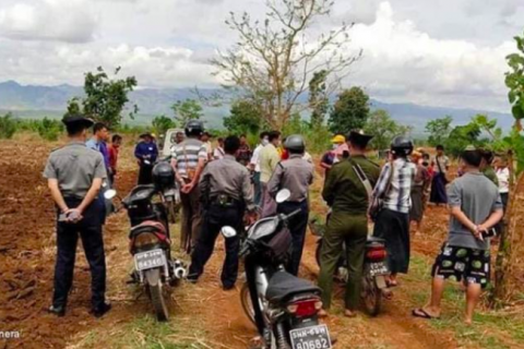 MILITARY LAND CONFISCATION: Major obstacle for ethnic traditional land ownership