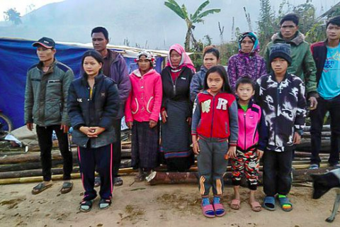 Lao Christians Evicted From Their Village Return, But Can't Build Homes