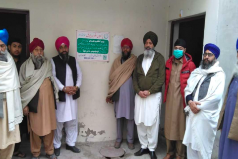 """Pakistan: ETPB """"sides"""" with land grabbers who encroached houses of Sikhs"""