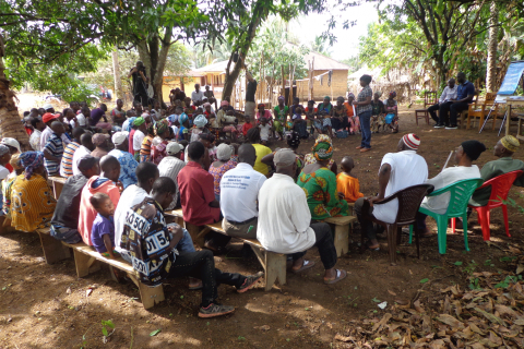 Community Protection and Legal Empowerment in Sierra Leone