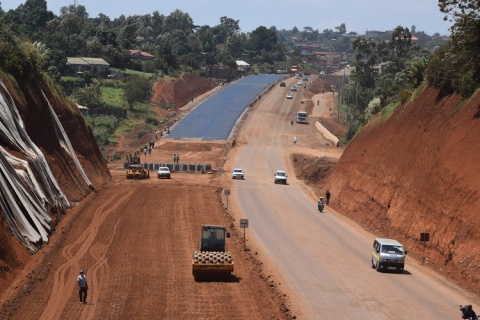 The Western Bypass will complete the city's ring road Image: Charlene Malwa
