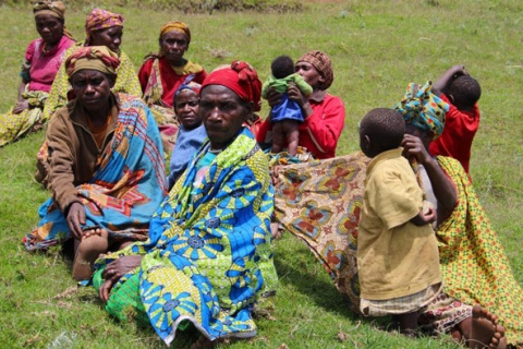 The Batwa face new challenges to their existence. FILE PHOTO David Meffe / ONE.org