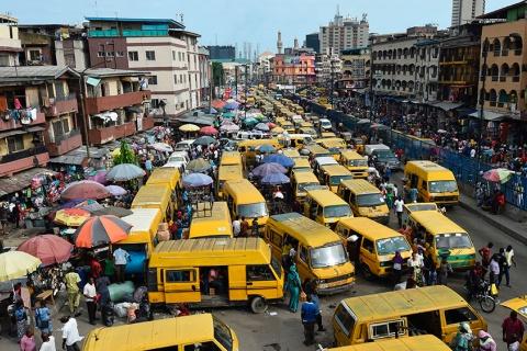 Urbanization in Sub-Saharan Africa