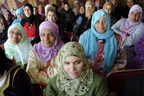 UN Women Photo - Women's Land Rights in Morocco