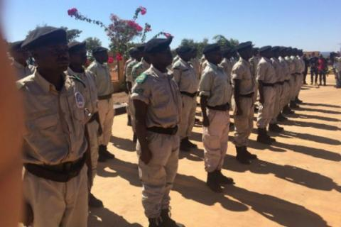 Soldados da natureza em Angola. Foto: Rádio ONU, Eleutério Guevane