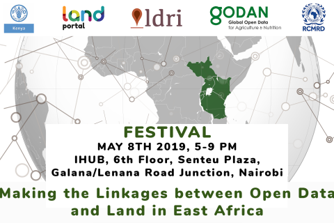 Festival: Making the Linkages between Open Data and Land in East Africa