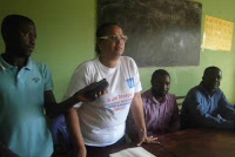 Foto: O «Estado» da Mulher guineense