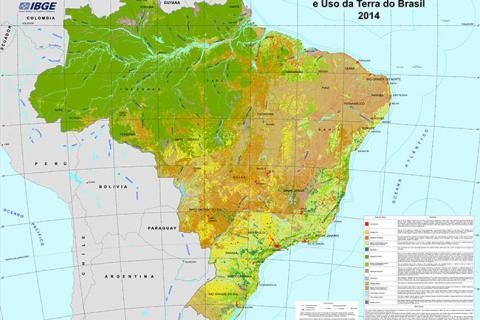 fonte: Instituto Brasileiro de Geografia e Estatística (IBGE)
