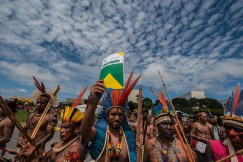 Mobilização Nacional Indígena   Fábio Nascimento - MNI