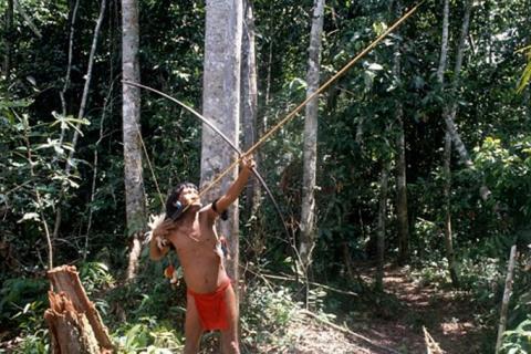 Índios mataram homens que procuravam ouro; Foto Getty Images