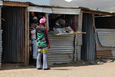 THE STATE OF HOMELESSNESS IN LESOTHO