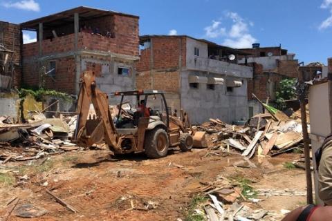 Foto: Vanderson Nascimento/TV Bahia