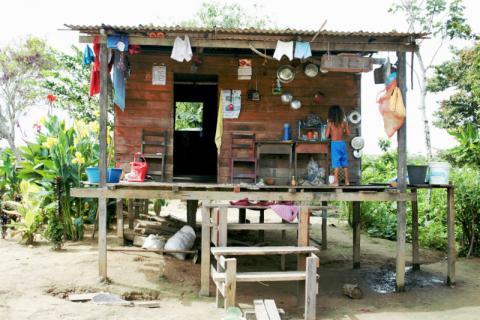 De Olho nos Ruralistas - Quilombolas