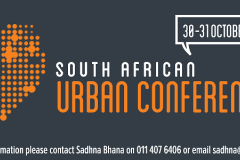 South African Urban Conference 2018 image