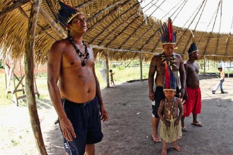 Foto: Temática indígena vez por outra é envolta em polêmica; Arquivo/ AC