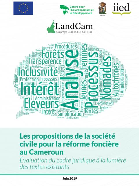 Les propositions de la société civile pour la réforme fonciere au Cameroun - LandCam.png