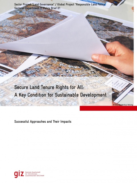 Secure Land Tenure Rights For All
