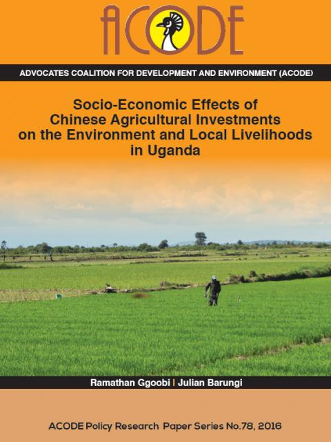 """examining land reform in uganda economics essay Zimbabwe: progress, power and violent or large plots of land in the """"fast-track"""" reform be measured by examining standards of life rather than."""