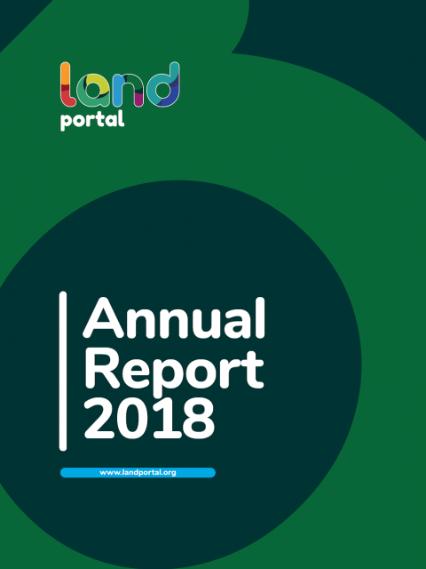 2018 Land Portal Annual Report