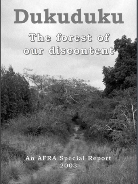 Dukuduku Forest