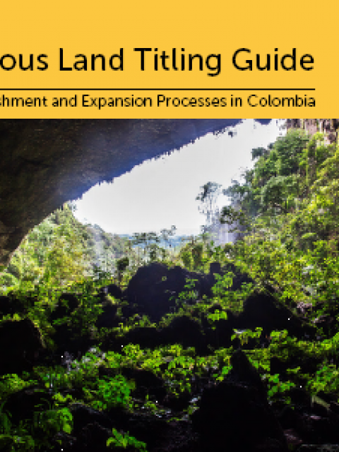 Indigenous Land Titling Guide