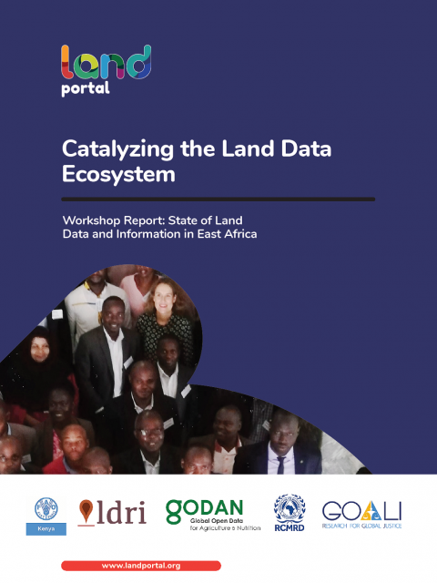 Catalyzing the Land Data Ecosystem