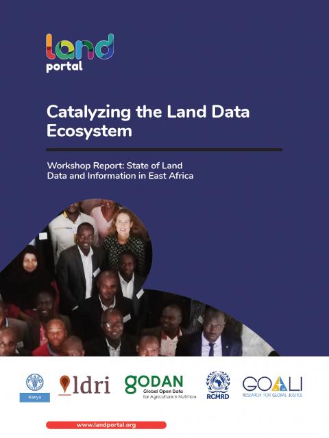 Catalyzing the Land Data Ecosystem